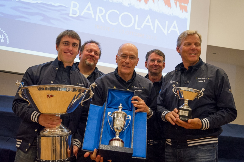 2013 Barcolana Prize Giving