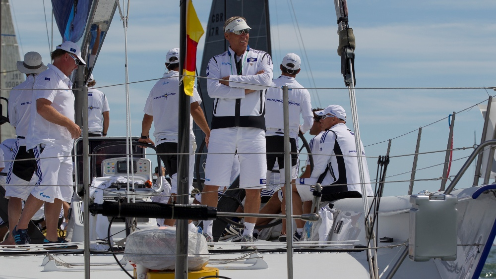 Cowes Week 2013 Day 1
